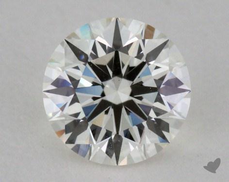 0.70 Carat J-VS2 Excellent Cut Round Diamond