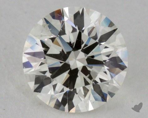 1.01 Carat I-SI1 Excellent Cut Round Diamond