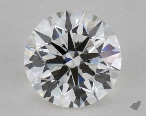0.70 Carat F-VS1 True Hearts<sup>TM</sup> Ideal Diamond