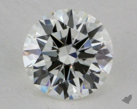 1.08 Carat I-VVS2 Excellent Cut Round Diamond