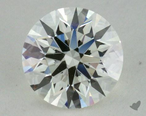 0.90 Carat J-VS1 Good Cut Round Diamond
