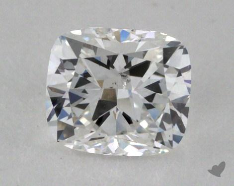 0.71 Carat F-SI2 Cushion Cut Diamond