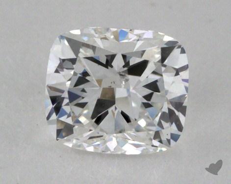 0.71 Carat F-SI2 Cushion Cut Diamond