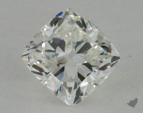 1.26 Carat H-VS1 Cushion Cut Diamond