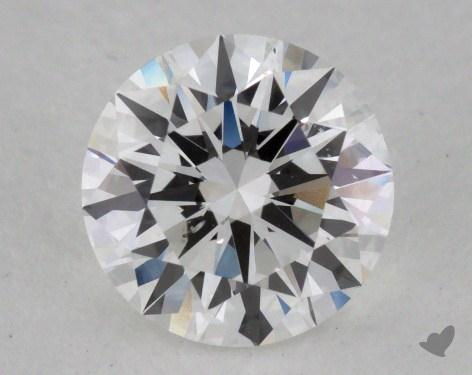 1.00 Carat F-SI1 Very Good Cut Round Diamond