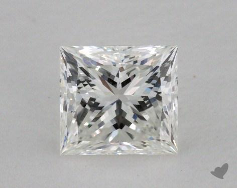 1.03 Carat H-VVS1 Ideal Cut Princess Diamond
