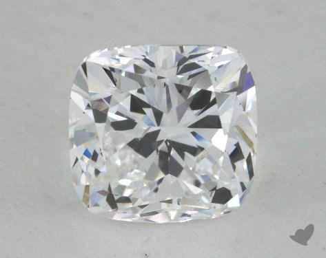 1.00 Carat D-VS2 Cushion Cut  Diamond