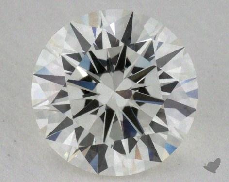 1.01 Carat I-VVS2 Excellent Cut Round Diamond