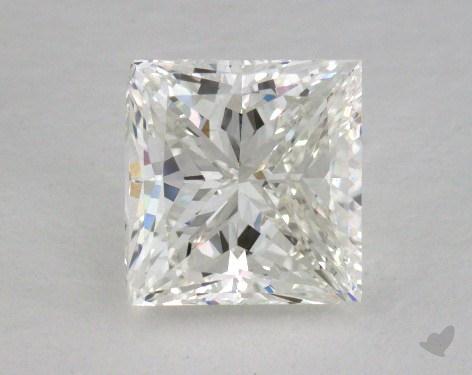 1.51 Carat H-VS1 Very Good Cut Princess Diamond