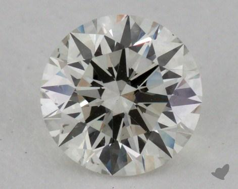 1.01 Carat J-SI1 Excellent Cut Round Diamond