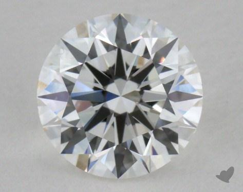 0.61 Carat F-VS2 Excellent Cut Round Diamond