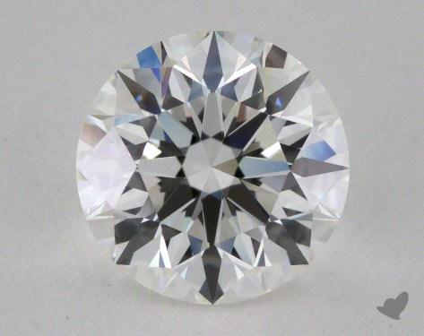 1.21 Carat F-VVS2 Excellent Cut Round Diamond