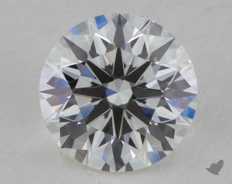 1.55 Carat G-VVS2 Excellent Cut Round Diamond 