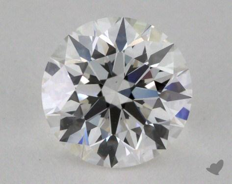 1.22 Carat F-VS1 Excellent Cut Round Diamond