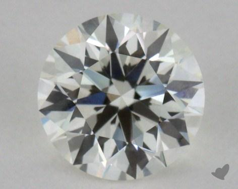 1.02 Carat J-IF Excellent Cut Round Diamond