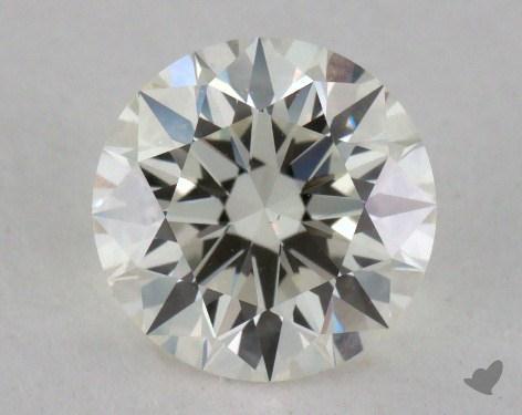 1.33 Carat K-VS1 Excellent Cut Round Diamond