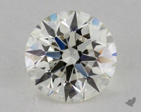 1.03 Carat J-VS1 Excellent Cut Round Diamond