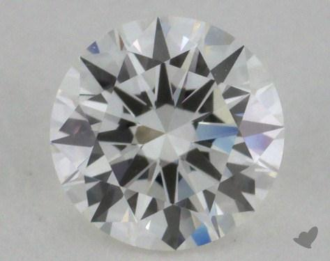 0.72 Carat G-VS1 Excellent Cut Round Diamond
