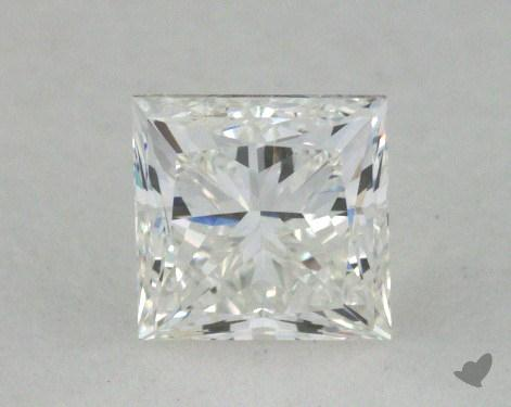 0.58 Carat G-VS1 Very Good Cut Princess Diamond