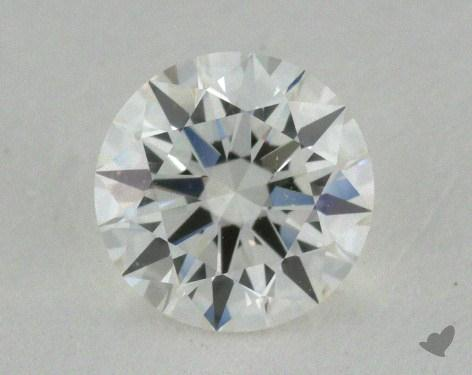 0.51 Carat H-SI1 True Hearts<sup>TM</sup> Ideal Diamond