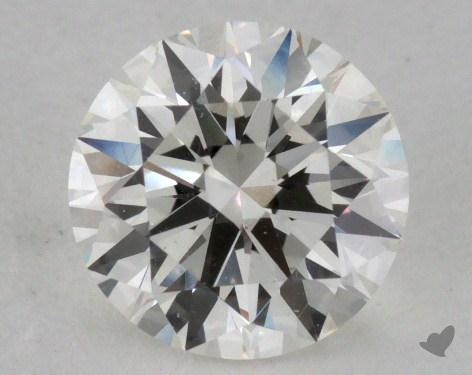 1.03 Carat H-VS1 Excellent Cut Round Diamond