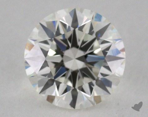 1.05 Carat H-VVS1 Excellent Cut Round Diamond