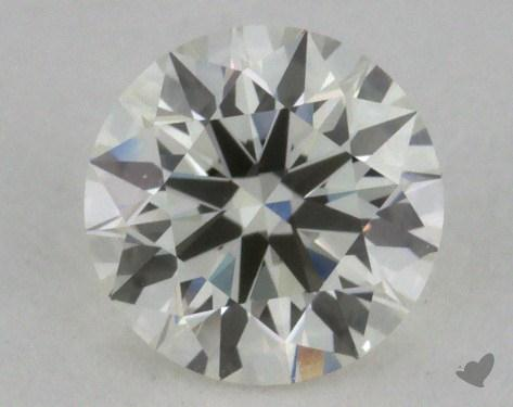0.71 Carat J-VVS2 Excellent Cut Round Diamond