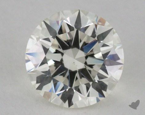 1.39 Carat J-VS1 Excellent Cut Round Diamond