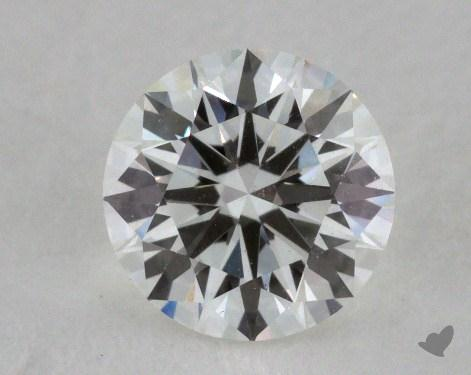 0.80 Carat G-IF Excellent Cut Round Diamond