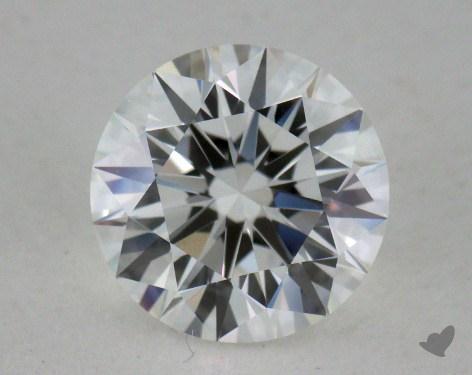 <b>1.11</b> Carat E-VVS1 Excellent Cut Round Diamond