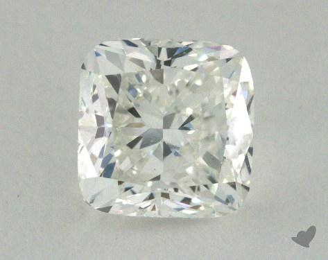 1.70 Carat G-SI1 Cushion Cut  Diamond