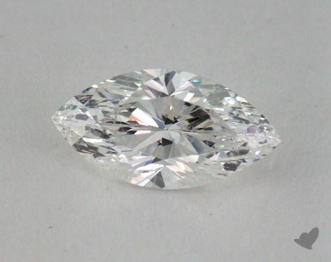 0.90 Carat F-SI1 Marquise Cut  Diamond