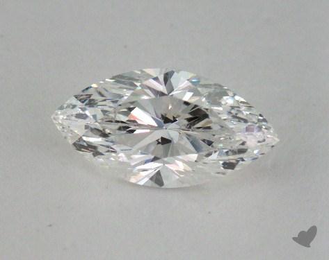 0.90 Carat F-SI1 Marquise Cut Diamond