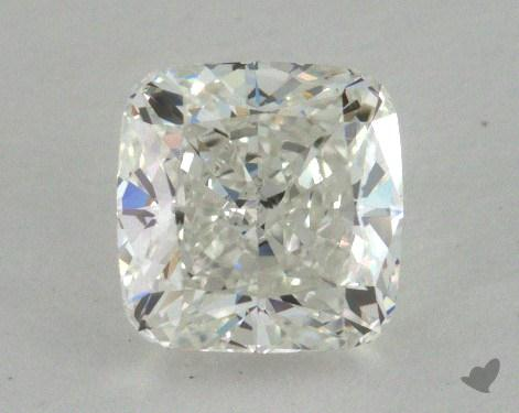 1.06 Carat H-VS2 Cushion Cut Diamond