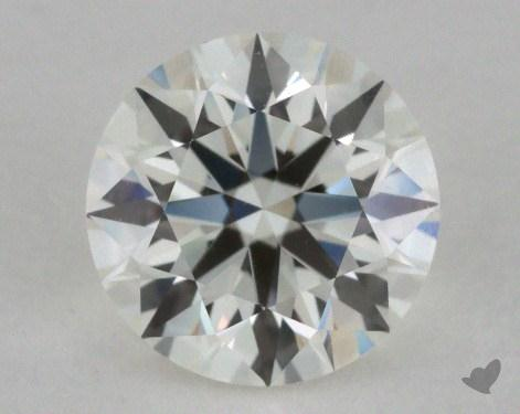 0.80 Carat I-VVS2 True Hearts<sup>TM</sup> Ideal Diamond