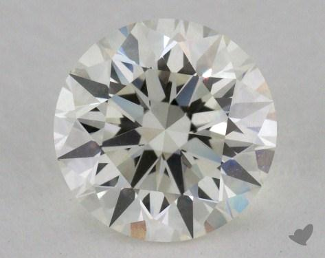 1.30 Carat J-IF Excellent Cut Round Diamond