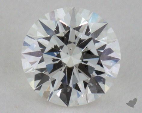 0.40 Carat I-SI1 Excellent Cut Round Diamond
