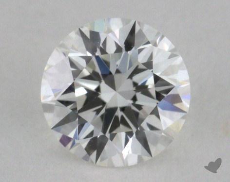 0.50 Carat G-VVS1 Excellent Cut Round Diamond