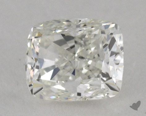 0.72 Carat I-SI1 Cushion Cut Diamond