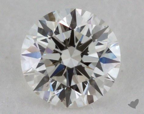 0.51 Carat G-VS2 Excellent Cut Round Diamond