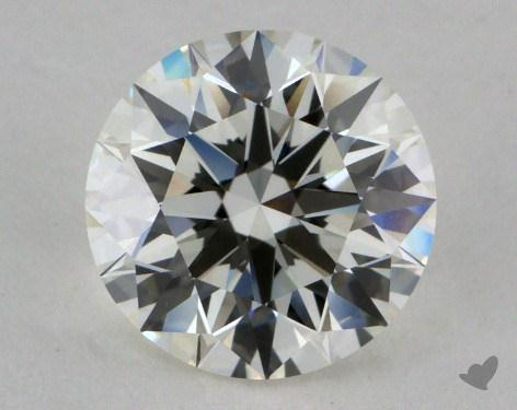 1.55 Carat I-VVS1 Excellent Cut Round Diamond