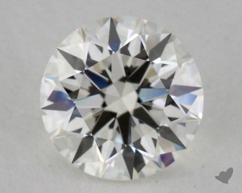 1.02 Carat I-IF Excellent Cut Round Diamond