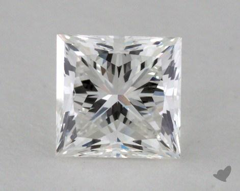 1.08 Carat G-VVS1 Princess Cut  Diamond