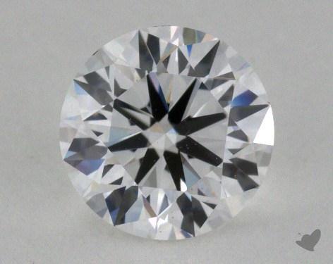1.04 Carat E-VS1 Ideal Cut Round Diamond