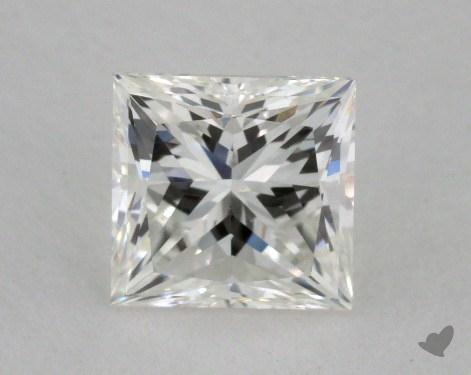 1.03 Carat I-VS2 Ideal Cut Princess Diamond