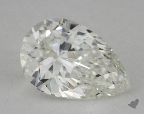 1.02 Carat J-SI2 Pear Shape Diamond