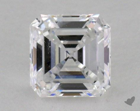 0.71 Carat E-I1 Asscher Cut Diamond