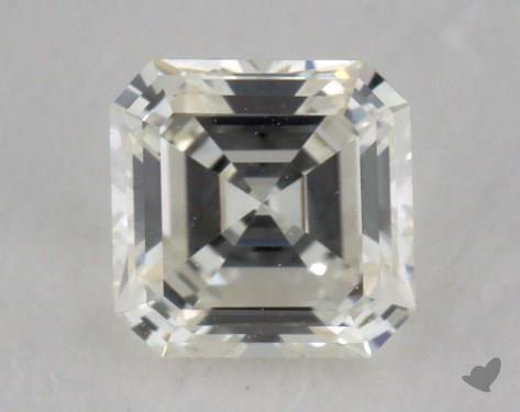 0.36 Carat J-VVS2 Asscher Cut Diamond