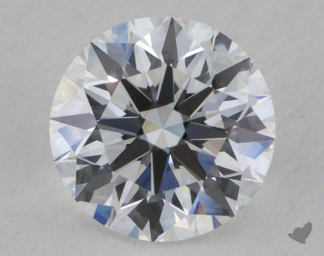 1.40 Carat D-IF Excellent Cut Round Diamond