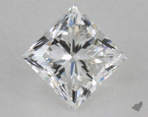 1.03 Carat F-VVS1 Very Good Cut Princess Diamond